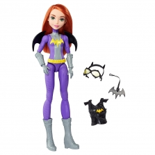 Кукла Бэтгерл -Bat Girl-DC Super Hero Girls- миссия шестерки