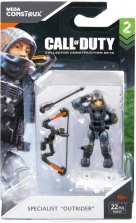 Фигурка Лучник - Mega Construx Call of Duty - Action Figure - Specialist Outrider - FMG06