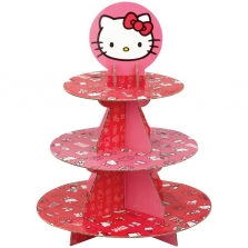 Wilton Cupcake Stand - Hello Kitty