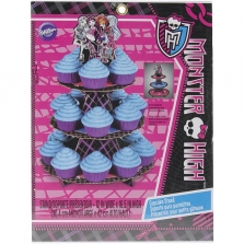 Wilton Cupcake Stand - Monster High