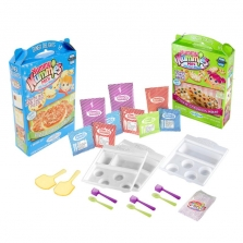 Yummy Nummies Mini Kitchen Magic Pizza and Cookies Maker Combo Pack - 3 Pack