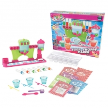 Yummy Nummies Mini Kitchen Soda Shoppe Playset - Pink and Green