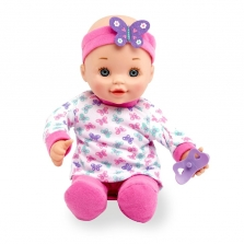 You & Me 12 inch Magic Pacifier Baby Doll
