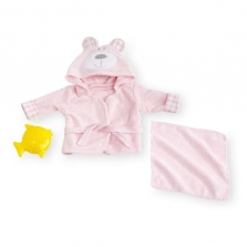 You & Me 12-14 inch Baby Doll Bath Time Accessories - Bear