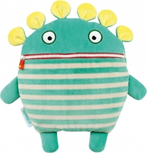 Worry Eaters Large Stuffed Schnulli - Teal/Tan