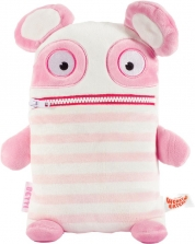 Worry Eaters Large Stuffed Betti - Pink/White