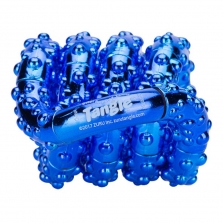 Zuru Tangle Sparkle Series Fidget Toy - Blue