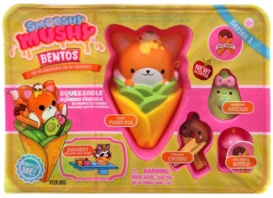 Игровой набор Smooshy Mushy - Ланч-Бокс - Fussy Fox - Смуши Муши - серия 1