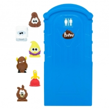 Poopeez Porta Potty Multi-Pack - 2 Mystery Figures