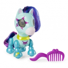 Zoomer Zupps Pretty Ponies Series 1 Interactive Pony - Star