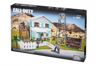 Конструктор Спецотряд - Mega Construx Call of Duty - Covert Ops Unit