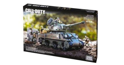 Конструктор Боевой танк - Mega Construx Call of Duty - Legends: Battle Tank