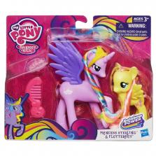 My little pony fluttershy princess