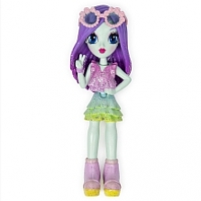Off The Hook Style Doll, Brooklyn (Spring Dance), 4-inch Small Doll with Mix and Match Fashions