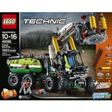LEGO Technic Forest Machine 42080