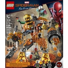 LEGO Super Heroes Marvel Molten Man Battle 76128