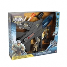 Soldier Force Air Hawk Attak Plane Playset