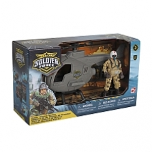 Soldier Force Patrol Vehicle Playset - Styles may vary