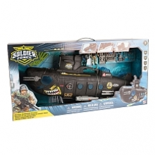 Soldier Force Deepsea Submarine Playset