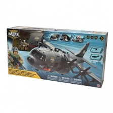 Soldier Force Hercules Cargo Plane Playset