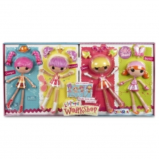 "Набор конструктор Лалалупси ""Lalaloopsy Workshop Mega Pack"""
