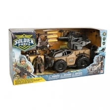 Soldier Force Bunker Destroyer Playset