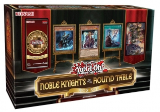 Yu-Gi-Oh! Noble Knights of the Round Table Box Set<br>