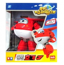 Самолет -трансформер Джетт -Super Wings